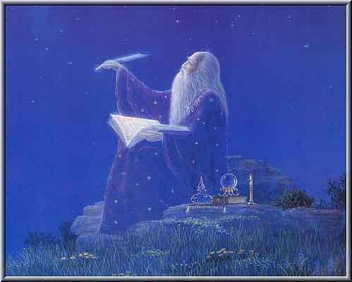 meditere på lysformer